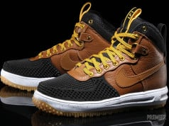 Nike Lunar Force 1 Duckboot Light British Tan