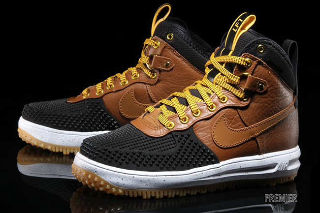 Another Look at the Nike Lunar Force 1 Duckboot Light British Tan outlet
