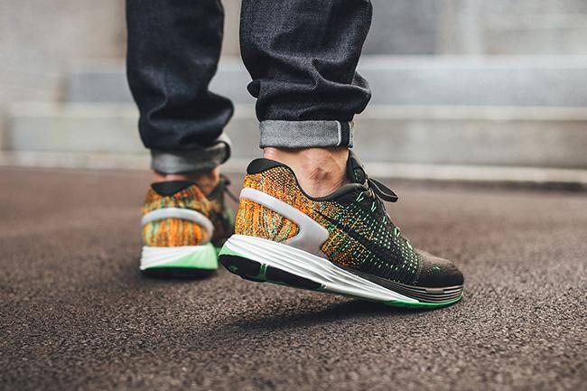 Nike Lunarglide 7 Green Strike