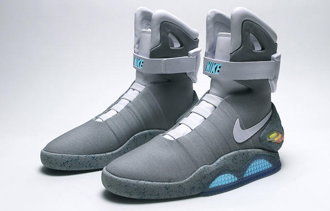 Nike Air Mag 2015 Release Date Announced! Brand Expects Very Limited ...