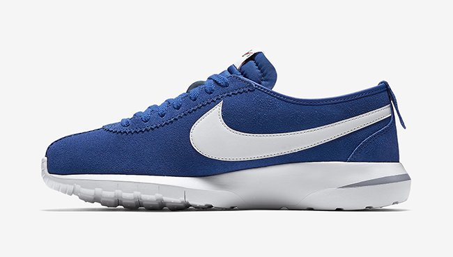 Nike Roshe Cortez Tonal Suede Game Royal