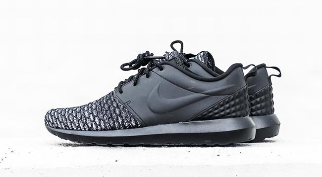 nike roshe nm flyknit prm black sneakerfiles rh sneakerfiles com