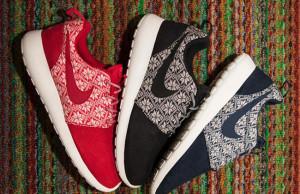 Nike Roshe Run Ugly Christmas Sweater Pack