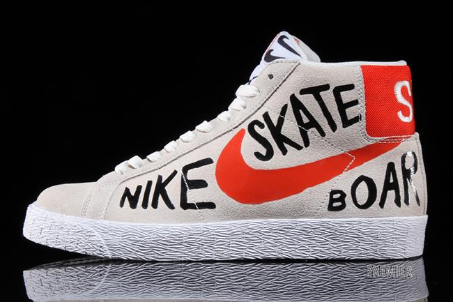 Nike SB Blazer Geoff McFetridge Release Date