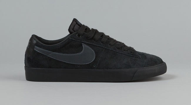 Nike SB Blazer Low GT Black Anthracite