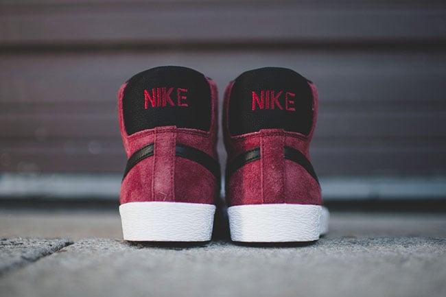 Nike SB Blazer Premium Team Red