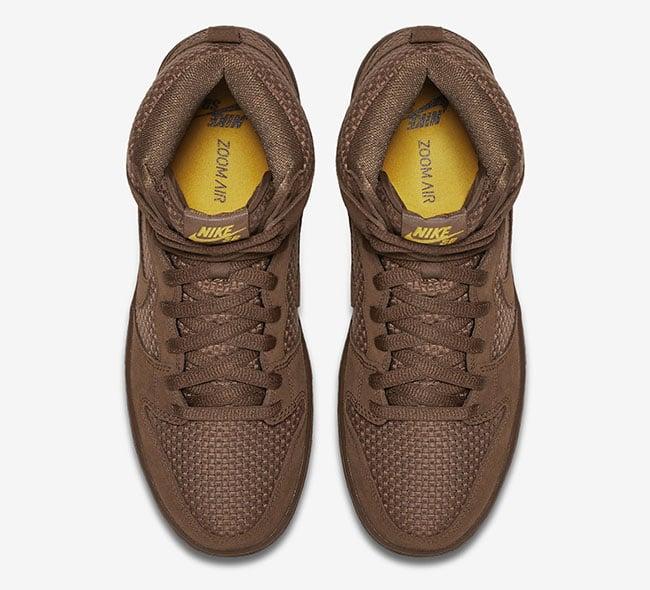 Nike SB Dunk High Cornucopia