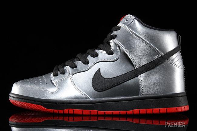 Nike SB Dunk High Steel Reserve
