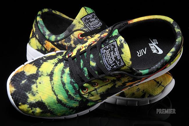 Nike SB Stefan Janoski Max PRM Tie Dye