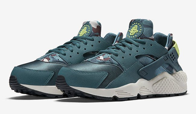 competitive price 22e39 633aa low price nike air huarache camo 318429 015 black grey green mens shoes  f8182 0396c  get nike wmns air huarache camo teal d120e b003c