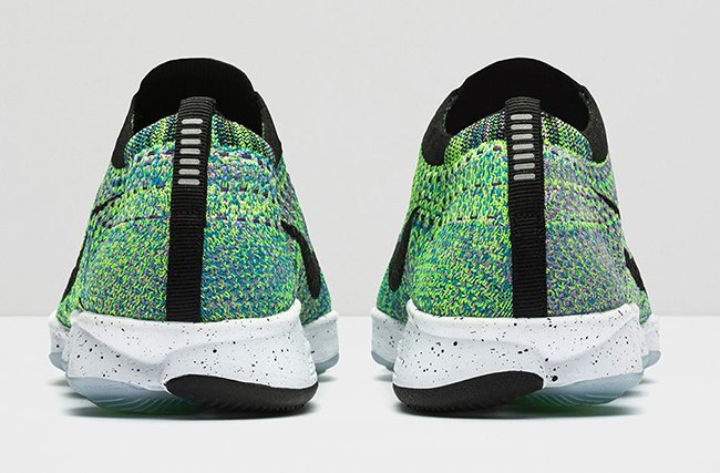 Nike Zoom Flyknit Agility Potion Multicolor