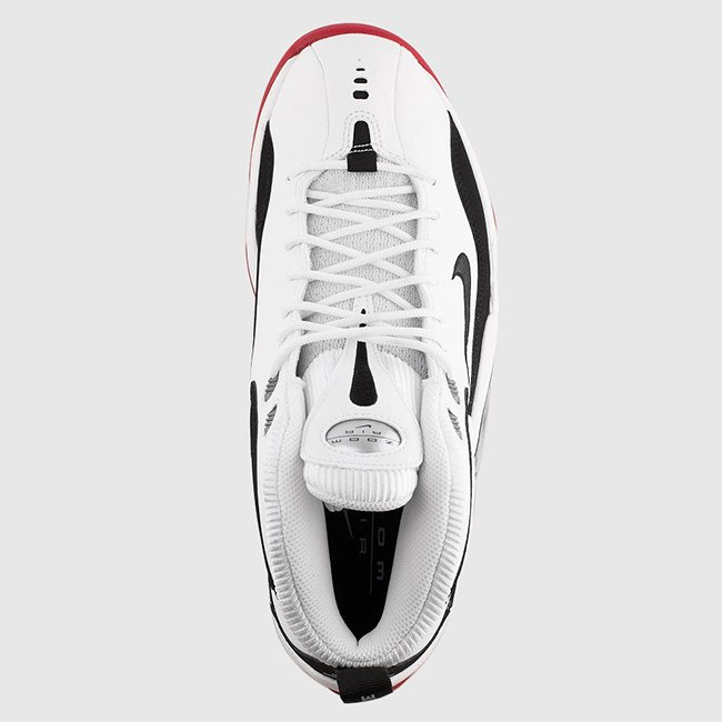 Nike Zoom Hawk Flight White Black Red