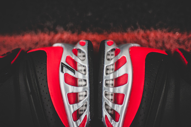 Nike Zoom Vick 2 Black University Red