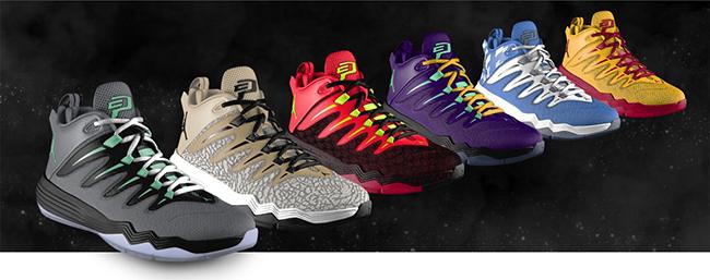 NikeiD Jordan CP3 9 Contest Chris Paul
