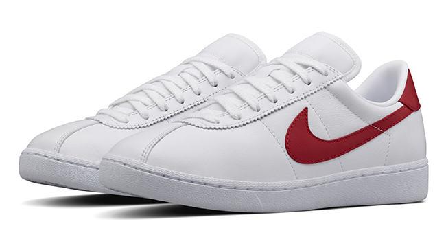 NikeLab Bruin White Red
