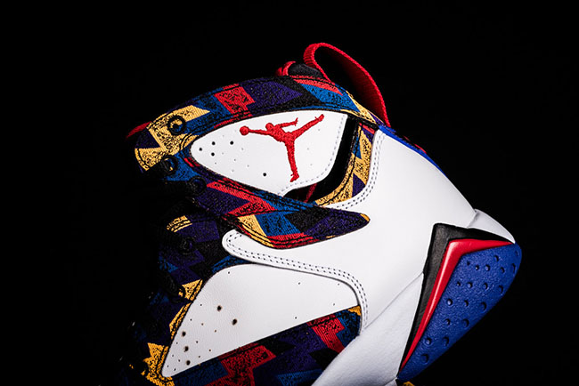Nothing But Net Air Jordan 7 Release November