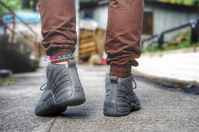 On Feet Air Jordan 12 PSNY
