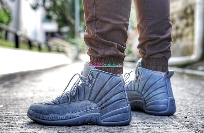 On Feet Air Jordan 12 PSNY