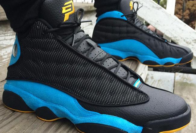 On Feet Air Jordan 13 CP3