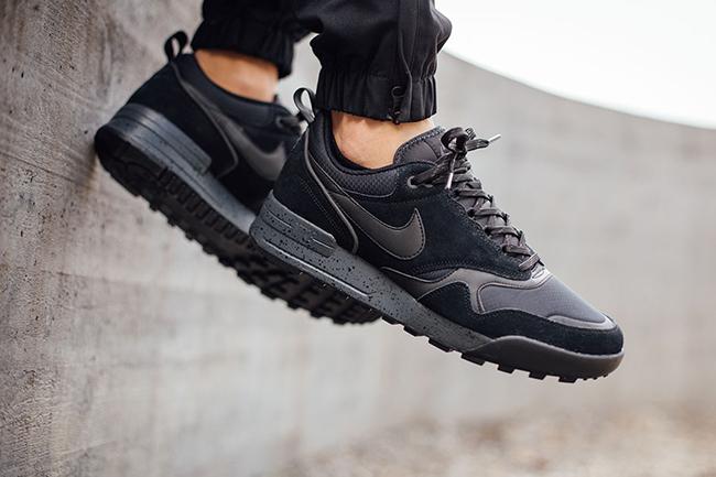 On Feet Nike Air Odyssey Envision Quickstrike Black