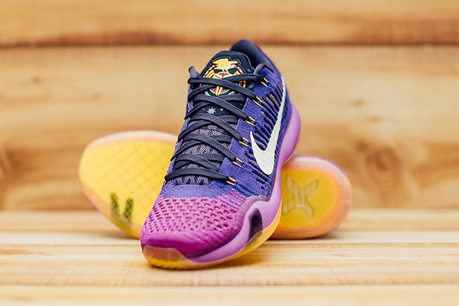 Opening Night Nike Kobe 10 Elite Low