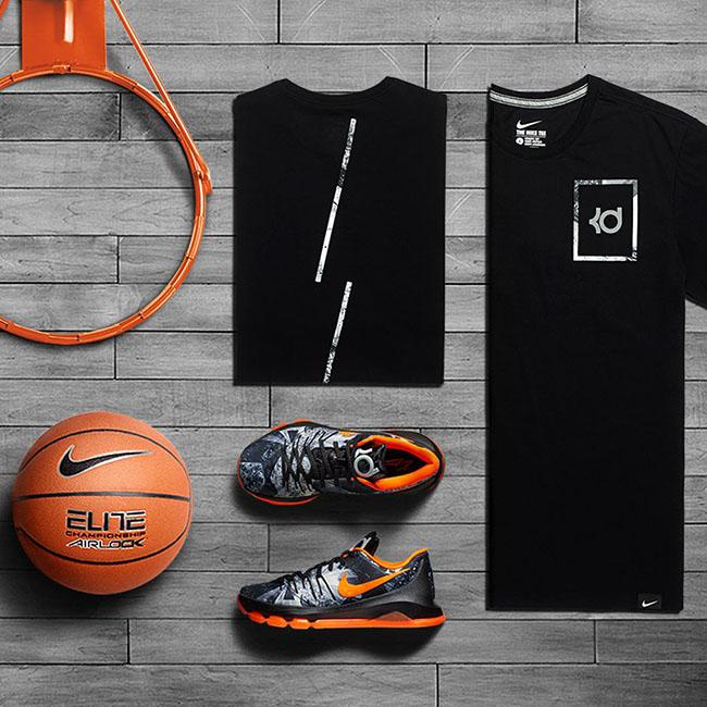 Opening Night Nike KD 8