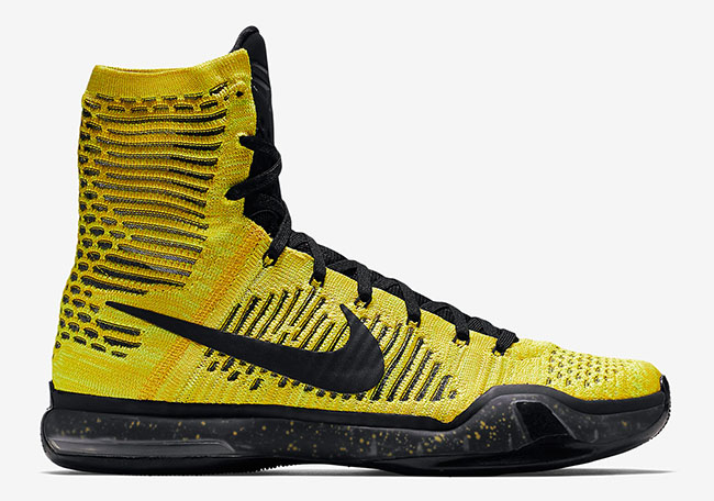 Opening Night Nike Kobe 10 Elite High