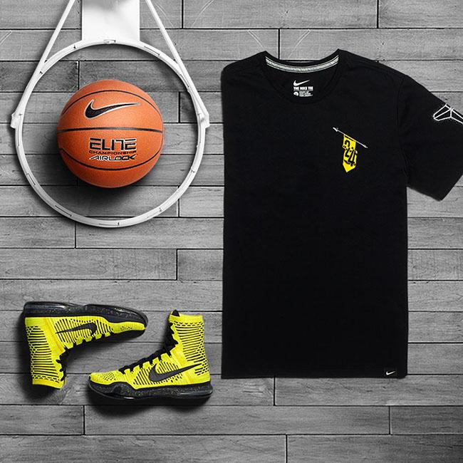 Opening Night Nike Kobe 10 Elite