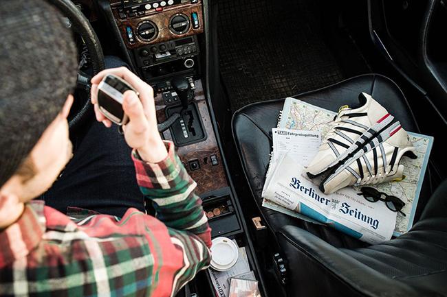 Overkill adidas Consortium EQT Racing 93 Taxi