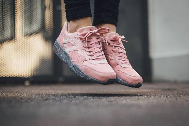 Puma R698 Coral Pink