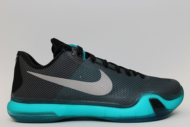 Radiant Emerald Nike Kobe 10