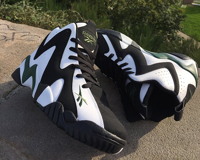Reebok Kamikaze II OG Black Friday