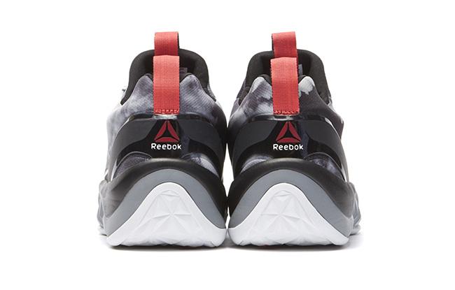 Reebok ZPump Rise Basketball Black White