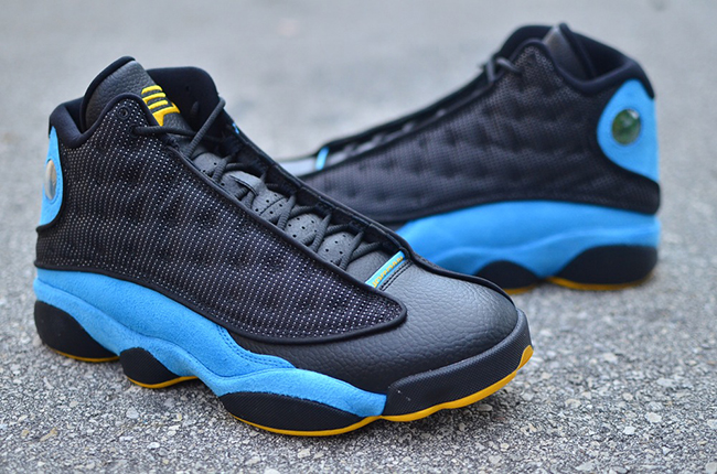 Release Air Jordan 13 Chris Paul Hornets