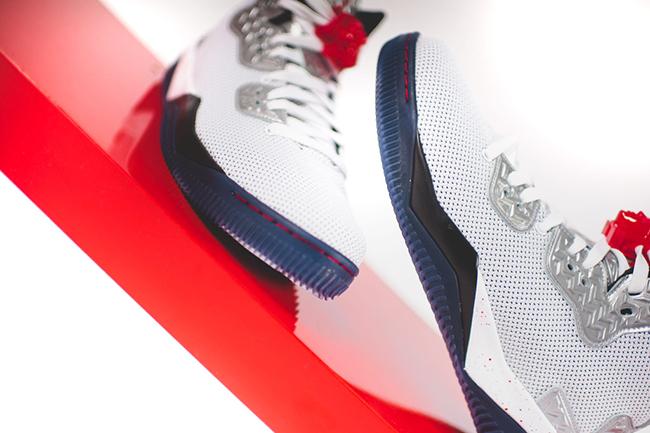 Jordan Air Spike 40 Fire Red Release Date