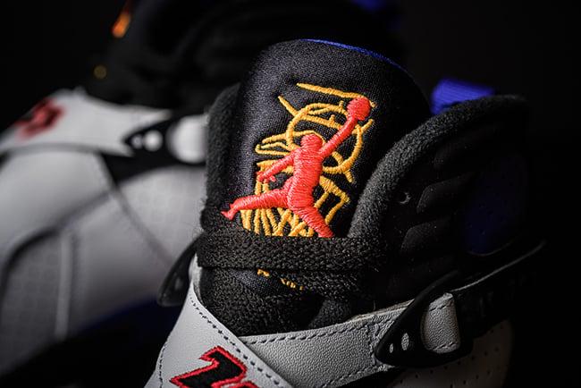 Air Jordan 8 Three Times a Charm