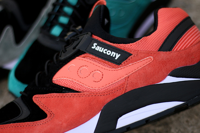 Saucony Grid 9000 Bungee Pack