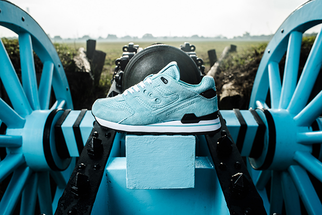 Sneaker Politics Saucony Courageous Battle Nola Cannon
