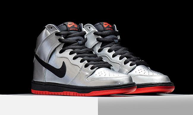 Steel Reserve Nike SB Dunk High