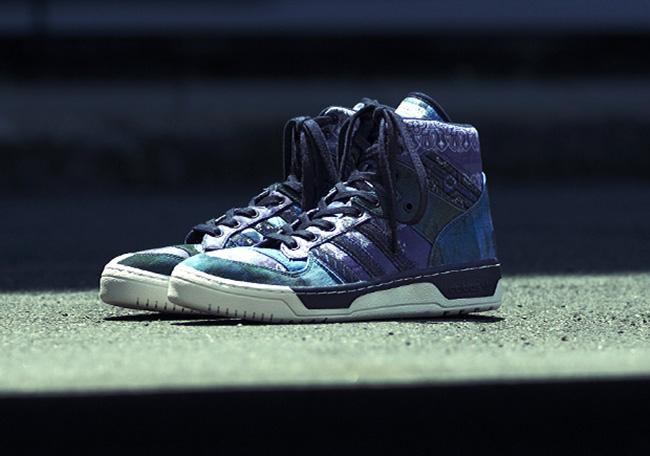 The Fourness x adidas Originals Collection
