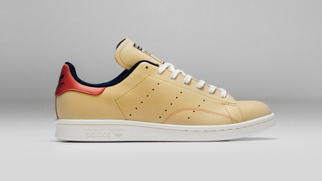 The Fourness adidas Stan Smith Tan