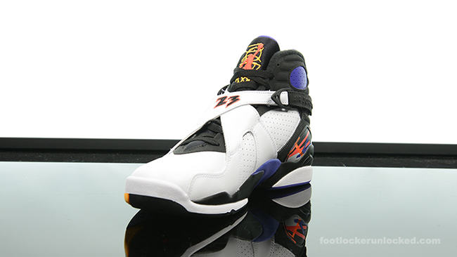 Three Times Charm Air Jordan 8