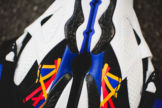 Three Times a Charm Air Jordan 8 Release