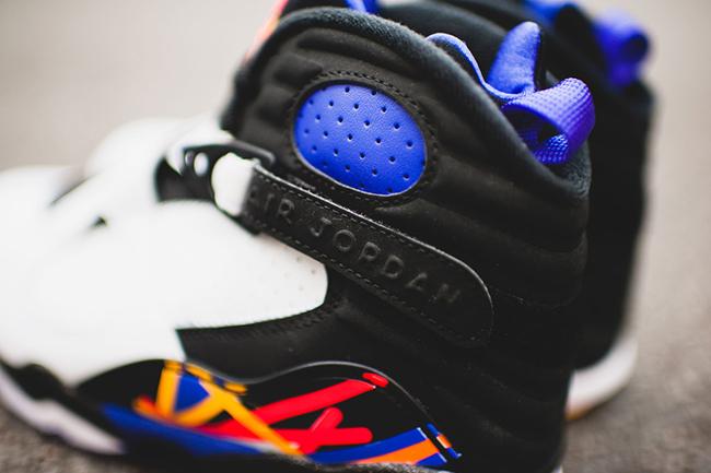 Three Times a Charm Air Jordan 8 Release