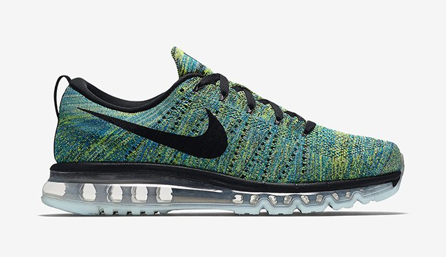 Tranquil Nike Flyknit Air Max