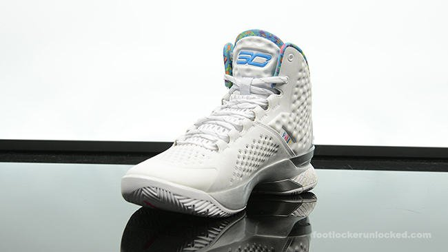 Under Armour Curry One Champ Pack