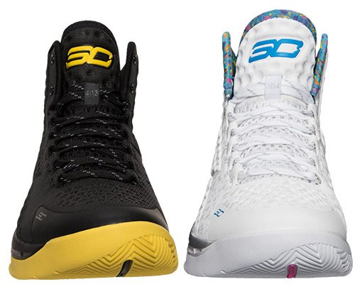 Under Armour Curry One Championship Pack