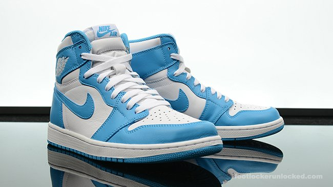 7d22d53cf8a Air Jordan 1 Retro High OG UNC 2015 | SneakerFiles