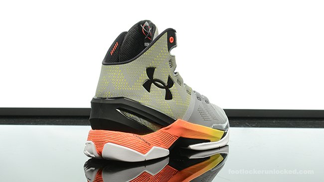 Under Armour Curry 2 Iron Sharpens Iron Release