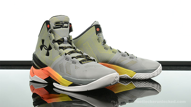 finest selection 1fd00 05d52 Under Armour Curry 2 Iron Sharpens Iron Release